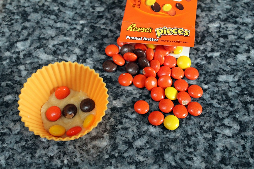 Press in some Reece's Pieces