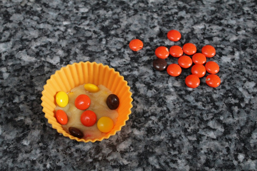 Press in more Reece's Pieces
