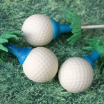 Golf ball cake pops 1 strawberry stuffed cupcakes father's day