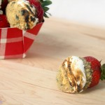 smore stuffed strawberry Chocolate, heavy cream,corn syrup, sugar, cream of tartar, egg whites, vanilla egg yolk, butter stuffed strawberries smore cupcakes brownie cheesecake