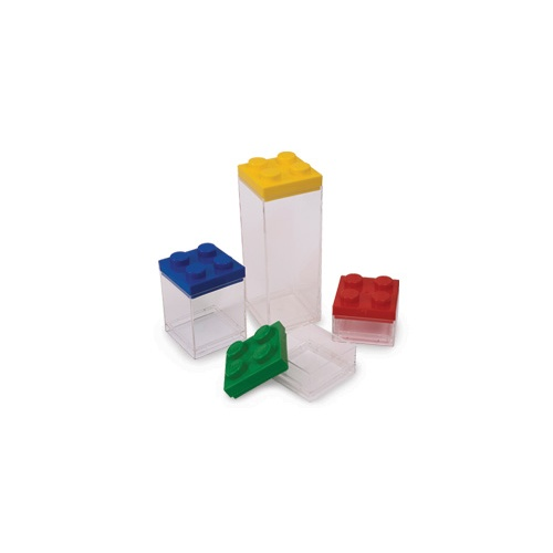 LEGO storage kitchen containers