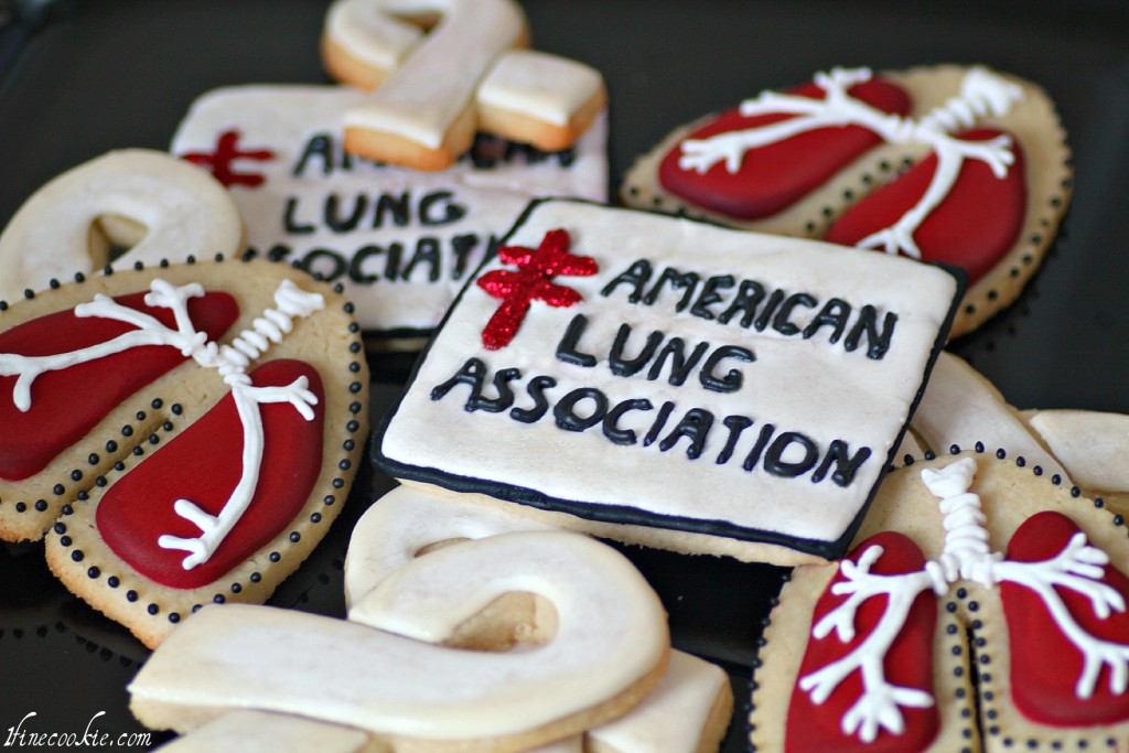 Lung cookies 2