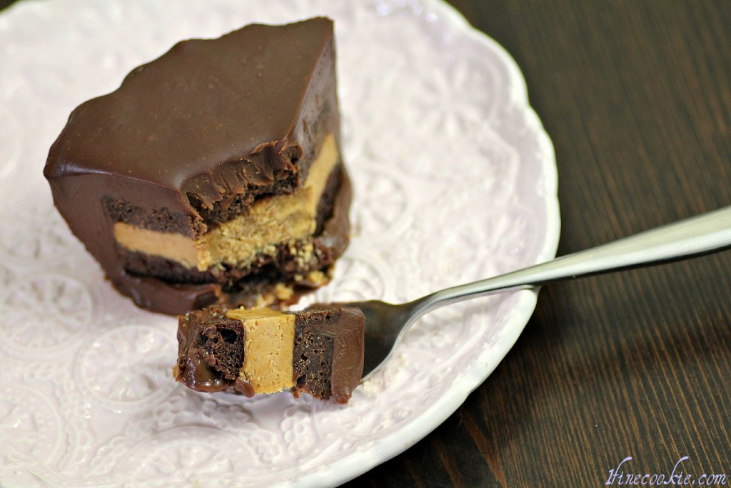 Peanut Butter Cup Cake. Make it for a Loved One. Or for Yourself ...