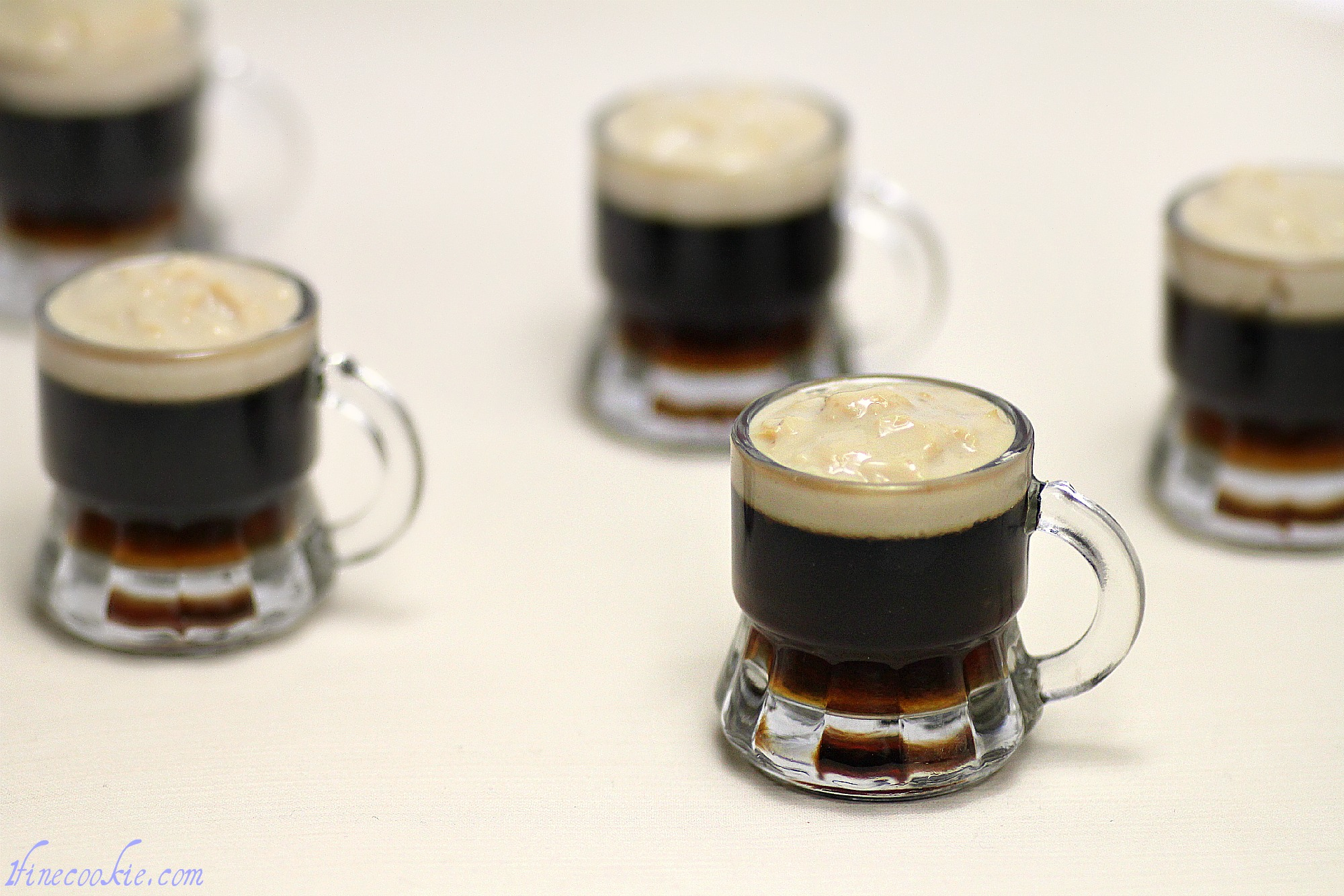 Beer Jello Shots Guinness For Saint Patty S Day Or
