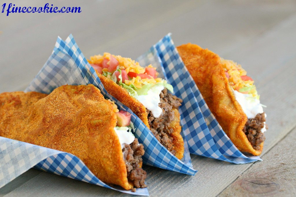 Doritos Locos Taco Bell Recipe by 1 Fine Cookie
