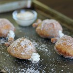 doughnuts, doughnut recipe, apple cider doughnuts, apple doughnuts, fried, donut, food, fall, thanksgiving recipes, thanksgiving, halloween, homemade dougnuts, homemade, cheesecake, apple cider, apple cider cheesecake, cinnamon sugar, dip, fruit dip, apple dip, cream cheese dip, boozy, liquor, alcoholic, rum, apple brandy, whisky,