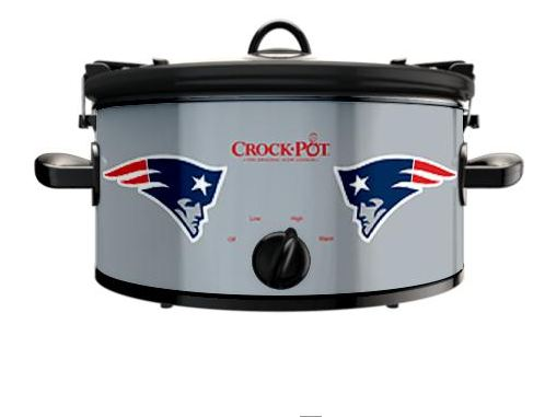 Patriots Crock Pot