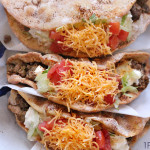 Cool Ranch Doritos Locos Tacos Copycat Recipe Hack Homemade by 1 Fine Cookie, Cool ranch, homemade, diy, ingredients, secret, recipe, doritos, locos, tacos, food, hack, copycat, code, crack, cheesy, taco, bell, fast, food, mexican, man, food, seasoning, chips, tortillas, fry, how to, shells, taco, cheese, blogher, miami, food, convention, ker