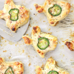 Jalapeño Popper Pastry Puffs, tex, mex, gruyere, cream, easy, quick, simple, 5 ingredient, mascarpone, baked, appetizer, finger, food, party, bacon, cheese, gooey, food, porn, foodgawker, tastespotting, texas, sheets, bar, 1 Fine Cookie, jasmin fine, puff pastry recipes,